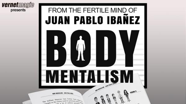 Body Mentalism by Juan Pablo Ibanez - Book