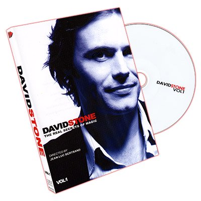 The Real Secrets of Magic Volume 1 by David Stone - DVD