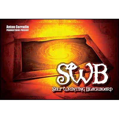 SWB (Self Writing Blackboard) by Anton Corradin - Tricks