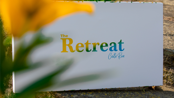 Limited Edition Retreat Gift Pack (includes 5 books, Artwork and 2 decks of Playing Cards) by Vanish