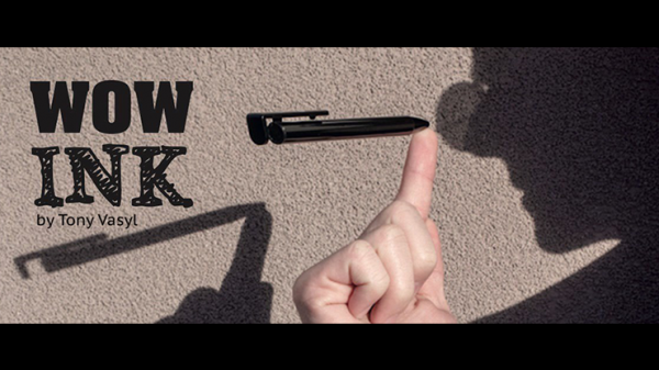 WoW Ink by Victor Voitko (Gimmick and Online Instructions) - Trick