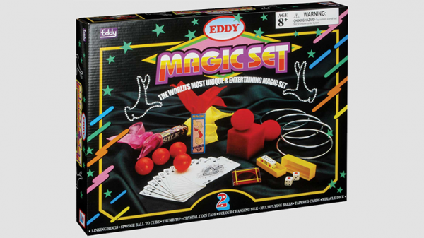 DELUXE EASY MAGIC SET # 2 by Eddy's Magic - Trick