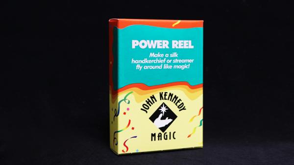 POWER REEL by John Kennedy Magic - Trick