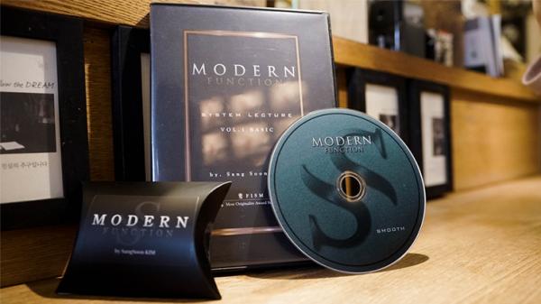 Modern Function Vol.1 (DVD and Gimmicks) by Sang Soon Kim - Trick