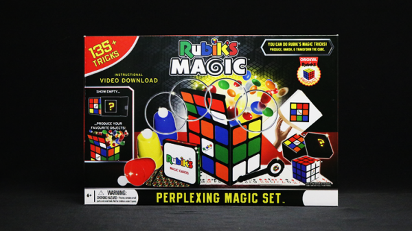 Rubik Perplexing Magic Set by Fantasma Magic - Trick
