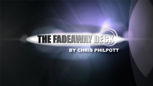 FADEAWAY by Chris Philpott - Trick