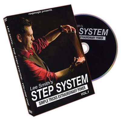 The Step System Vol. 1 by Lee Smith and RSVP Magic - DVD