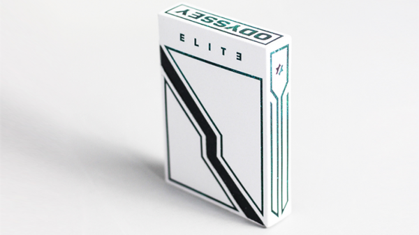 Odyssey Elite Edition Playing Cards by Sergio Roca