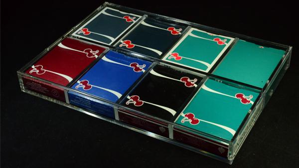 Carat X4x2 (Holds 8 Decks)