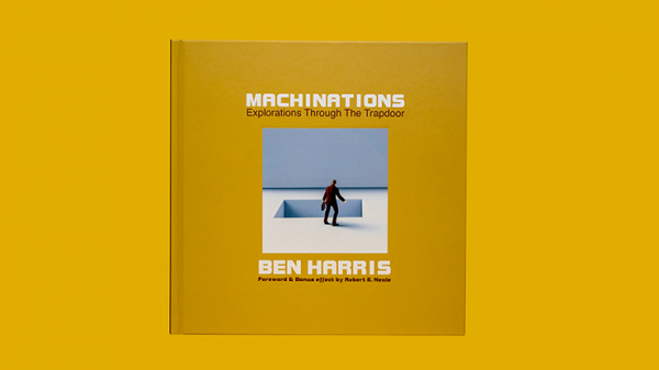<img class='new_mark_img1' src='https://img.shop-pro.jp/img/new/icons12.gif' style='border:none;display:inline;margin:0px;padding:0px;width:auto;' />Machinations by Ben Harris - Book