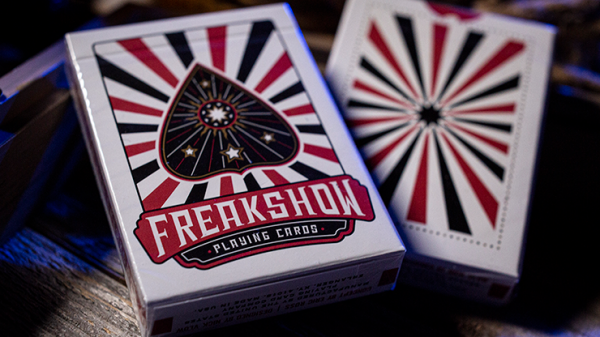 <img class='new_mark_img1' src='https://img.shop-pro.jp/img/new/icons7.gif' style='border:none;display:inline;margin:0px;padding:0px;width:auto;' />Freakshow Playing Cards