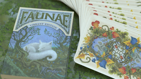 <img class='new_mark_img1' src='https://img.shop-pro.jp/img/new/icons14.gif' style='border:none;display:inline;margin:0px;padding:0px;width:auto;' />Faunae Vibrant Edition Playing Cards by Brain Vessel