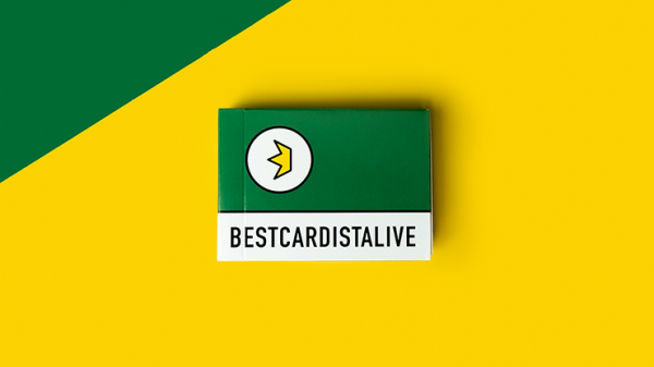 <img class='new_mark_img1' src='https://img.shop-pro.jp/img/new/icons7.gif' style='border:none;display:inline;margin:0px;padding:0px;width:auto;' />BCA Green Playing Cards