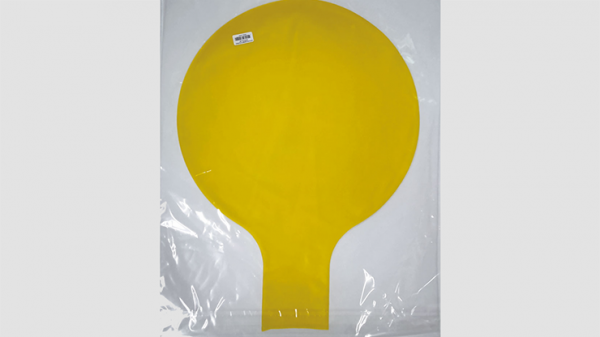 <img class='new_mark_img1' src='https://img.shop-pro.jp/img/new/icons11.gif' style='border:none;display:inline;margin:0px;padding:0px;width:auto;' />Entering Balloon YELLOW (160cm - 80inches) by JL Magic - Trick