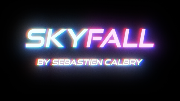 <img class='new_mark_img1' src='https://img.shop-pro.jp/img/new/icons11.gif' style='border:none;display:inline;margin:0px;padding:0px;width:auto;' />SKY FALL RED by Sebastien Calbry - Trick