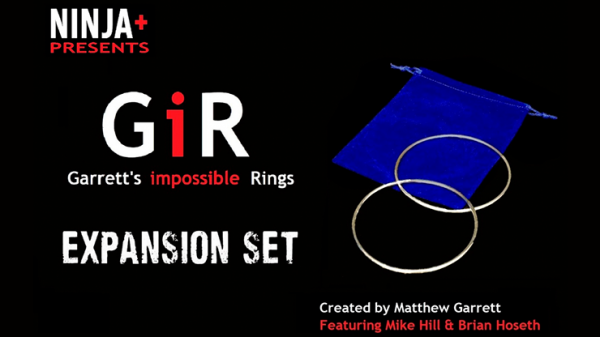 GIR Expansion Set (Gimmick and Online Instructions) by Matthew Garrett - Trick