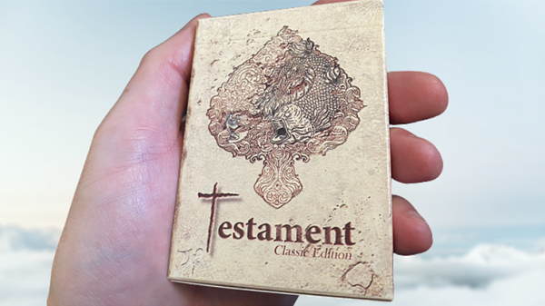 <img class='new_mark_img1' src='https://img.shop-pro.jp/img/new/icons6.gif' style='border:none;display:inline;margin:0px;padding:0px;width:auto;' />Testament Playing Cards