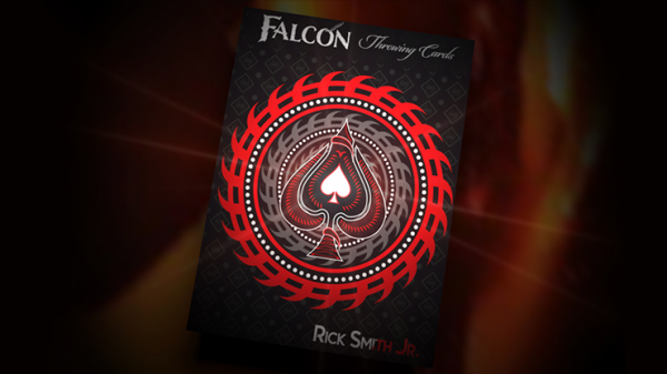 <img class='new_mark_img1' src='https://img.shop-pro.jp/img/new/icons13.gif' style='border:none;display:inline;margin:0px;padding:0px;width:auto;' />Falcon Razors Throwing Cards by Rick Smith Jr. and De'vo
