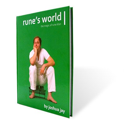 <img class='new_mark_img1' src='https://img.shop-pro.jp/img/new/icons12.gif' style='border:none;display:inline;margin:0px;padding:0px;width:auto;' />Rune's World: The Magic of Rune Klan - Book