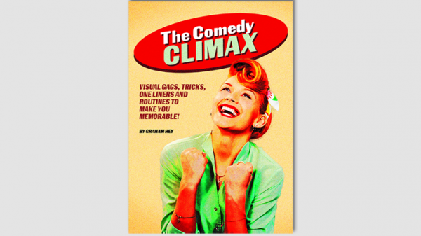 <img class='new_mark_img1' src='https://img.shop-pro.jp/img/new/icons13.gif' style='border:none;display:inline;margin:0px;padding:0px;width:auto;' />Comedy Climax! by Graham Hey - Book