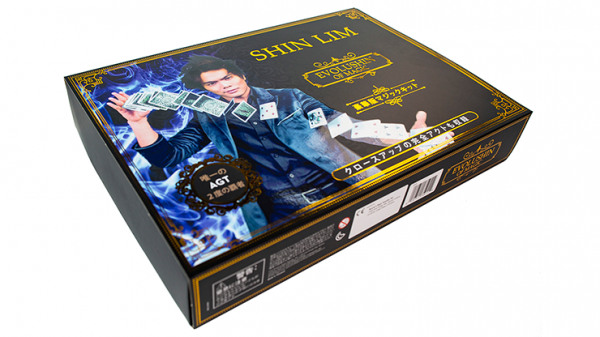 <img class='new_mark_img1' src='https://img.shop-pro.jp/img/new/icons14.gif' style='border:none;display:inline;margin:0px;padding:0px;width:auto;' />EVOLUSHIN MAGIC SET (JAPAN) by Shin Lim - Trick