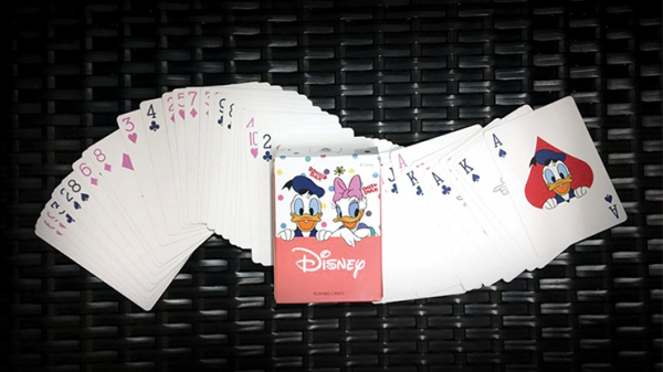 <img class='new_mark_img1' src='https://img.shop-pro.jp/img/new/icons6.gif' style='border:none;display:inline;margin:0px;padding:0px;width:auto;' />Donald and Daisy Playing Cards