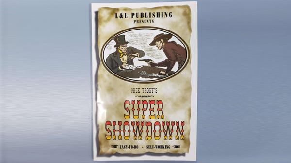 Super Showdown by Nick Trost - Trick