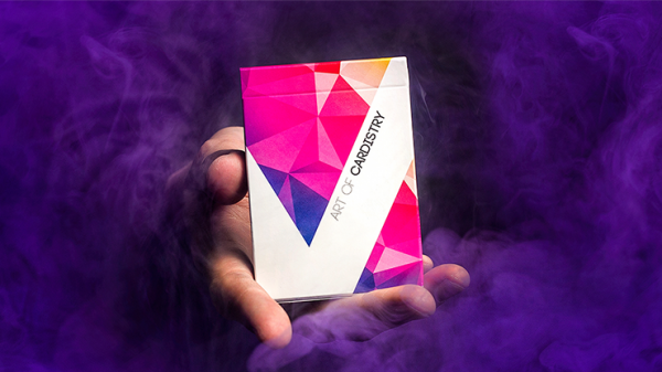 <img class='new_mark_img1' src='https://img.shop-pro.jp/img/new/icons8.gif' style='border:none;display:inline;margin:0px;padding:0px;width:auto;' />Art of Cardistry Playing Cards - Red Edition