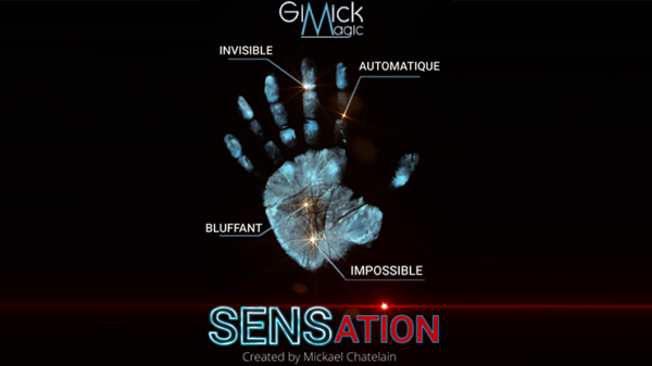 <img class='new_mark_img1' src='https://img.shop-pro.jp/img/new/icons4.gif' style='border:none;display:inline;margin:0px;padding:0px;width:auto;' />SENSATION by Mickael Chatelain - Trick