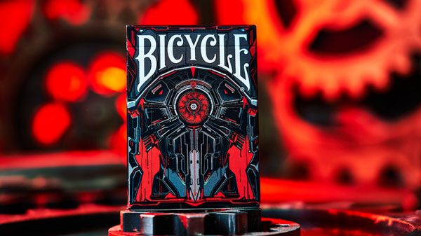 <img class='new_mark_img1' src='https://img.shop-pro.jp/img/new/icons7.gif' style='border:none;display:inline;margin:0px;padding:0px;width:auto;' />Bicycle Karnival Dead Eyes X Years Edition Playing Cards