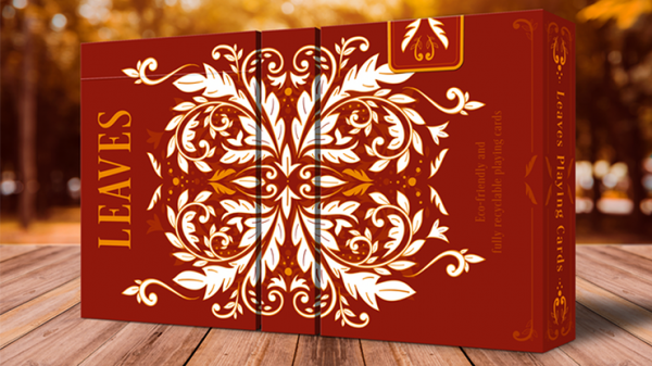 <img class='new_mark_img1' src='https://img.shop-pro.jp/img/new/icons8.gif' style='border:none;display:inline;margin:0px;padding:0px;width:auto;' />Leaves Autumn Playing Cards by Dutch Card House Company