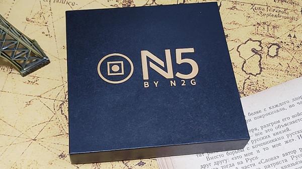 N5 Coin Set by N2G - Trick
