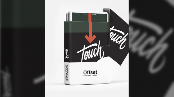 <img class='new_mark_img1' src='https://img.shop-pro.jp/img/new/icons8.gif' style='border:none;display:inline;margin:0px;padding:0px;width:auto;' />Offset Kaki Concept Playing Cards by Cardistry Touch