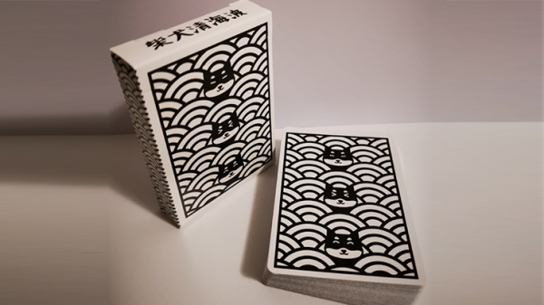 <img class='new_mark_img1' src='https://img.shop-pro.jp/img/new/icons6.gif' style='border:none;display:inline;margin:0px;padding:0px;width:auto;' />Shiba Seigaiha Playing cards