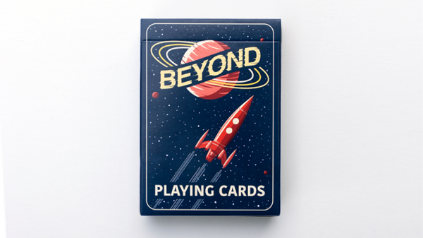 <img class='new_mark_img1' src='https://img.shop-pro.jp/img/new/icons6.gif' style='border:none;display:inline;margin:0px;padding:0px;width:auto;' />Beyond Playing Cards