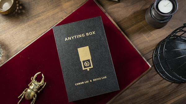 ANYTHING BOX by TCC - Trick