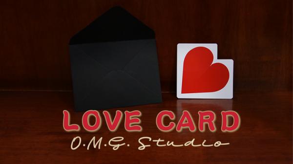 LOVE CARD by O.M.G. Studios  - Trick