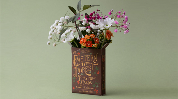 Eastern Forest Playing Cards by Art of Play