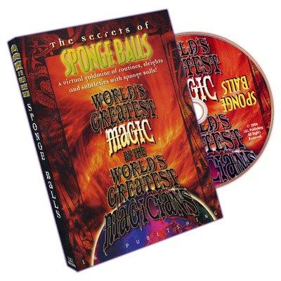 World's Greatest Magic: Sponge Balls - DVD