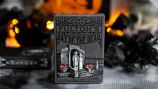 Ace Fulton's Day of the Dead Playing Cards by Art of Play