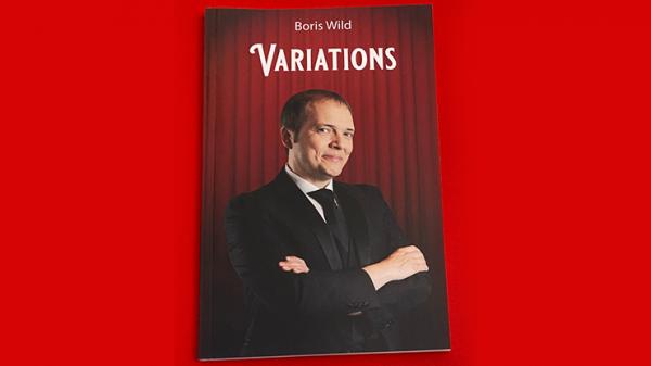 VARIATIONS by Boris Wild - Book