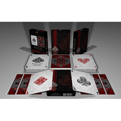 Bicycle Platinum Deck by US Playing Card Co. - Trick