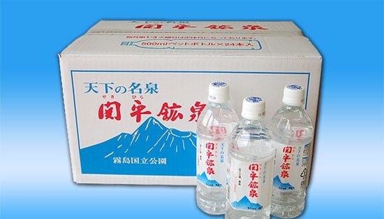 関平鉱泉 ペットボトル500ml(24本入り)
