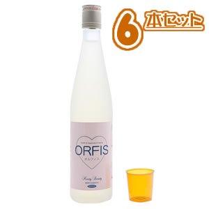 植物酵素飲料 オルフィス 6本セット