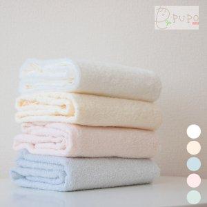 【新色登場】当店人気No.1!ベビーの敏感肌に安心のふんわりコットン100%の正方形タオル 90×90cm 日本製