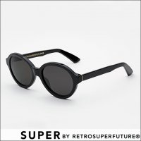 SUPER BY RETROSUPERFUTURE サングラス YOMA BLACK
