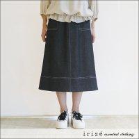 irise(イリゼ)デニムスカート K21030 38