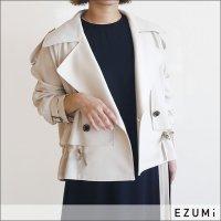 EZUMi(エズミ) トレンチジャケット YEAW20JK04 IVORY