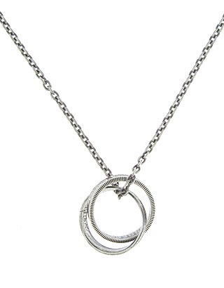 RELATION NECKLACE DIME