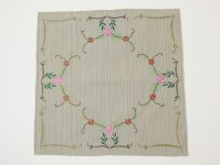Sweden Vintage Hand stitch Place mat
